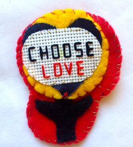 chooselovebadge